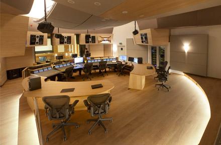 Control Room A