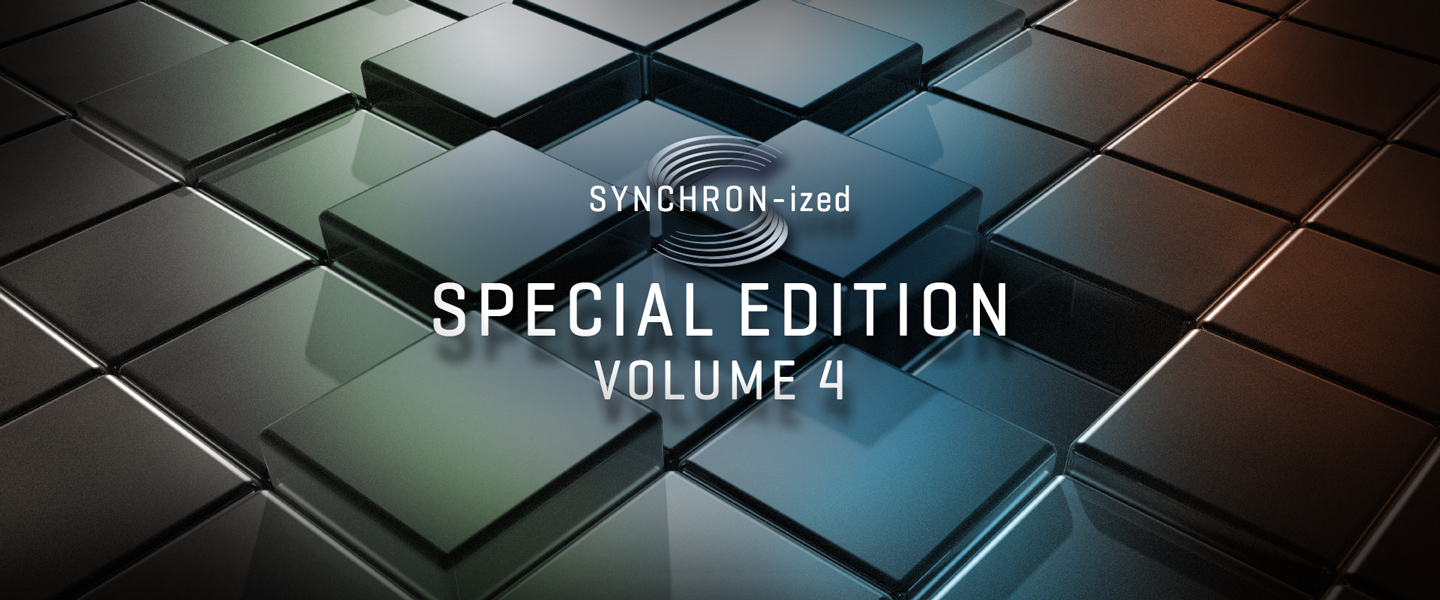 SYNCHRON-ized Special Edition Volume 4