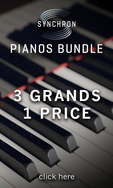 Synchron Pianos Bundle