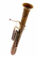 Serpent bassoon