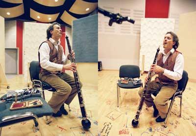 Markus Deuter, Heckelphone