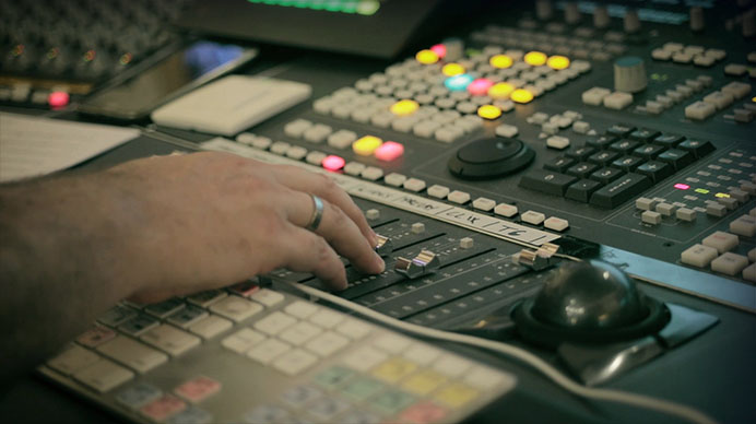 Andromeda - Recording