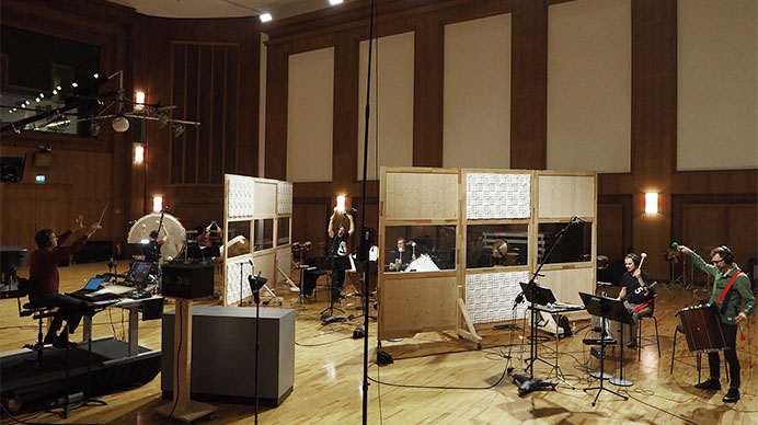 Big Bang Orchestra: Dorado - Recording Session