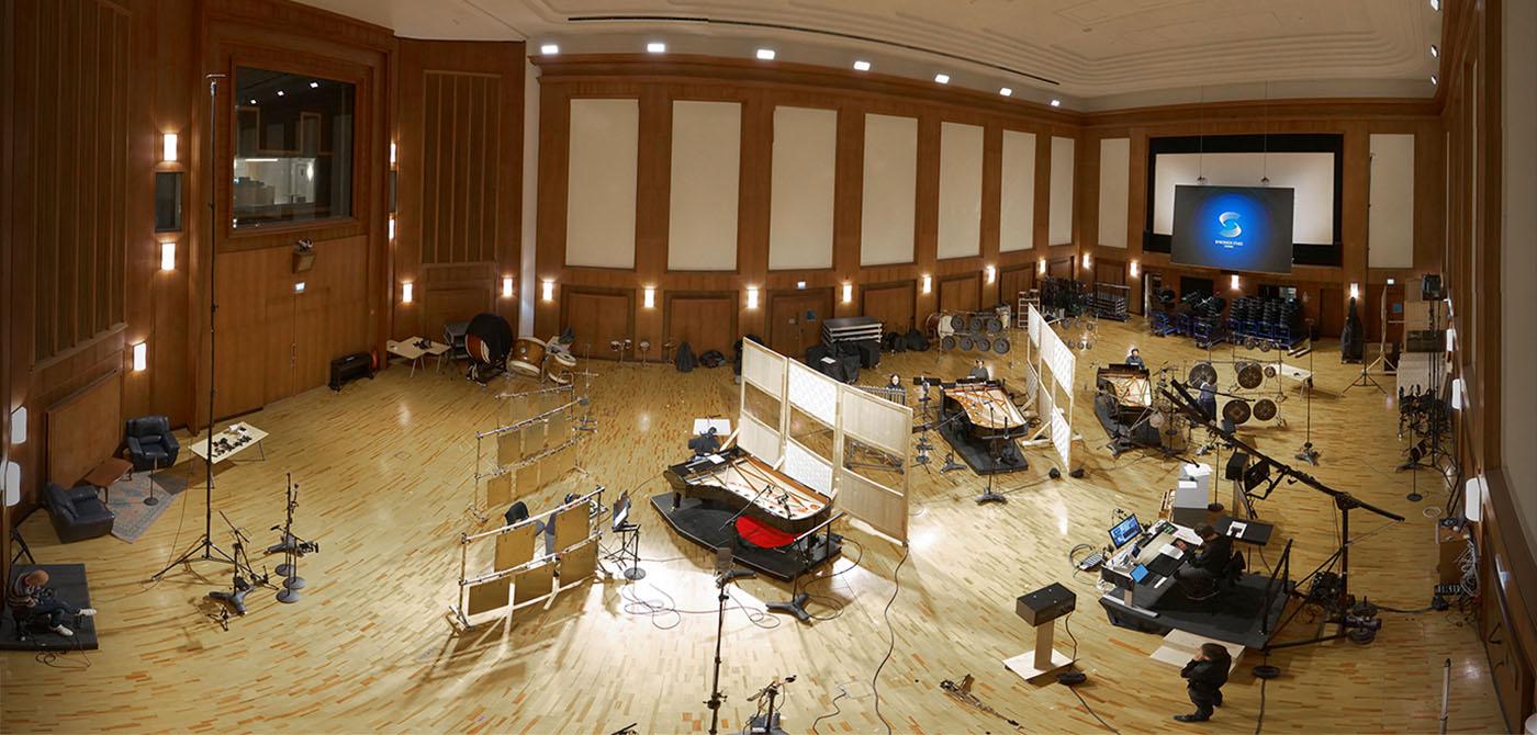 BBO: Fornax Recording Setup