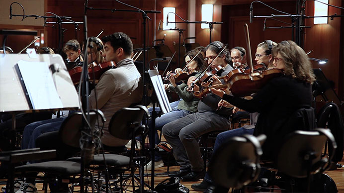 Big Bang Orchestra: Lyra - Recording Session