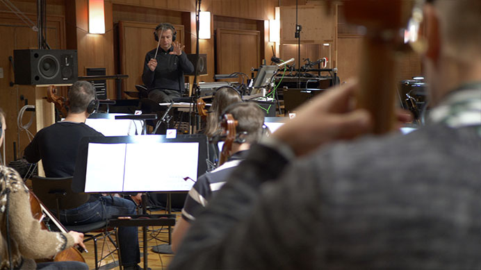 Big Bang Orchestra: Musca - Recording Session