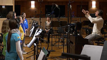 Big Bang Orchestra: Ymir - Recording Session