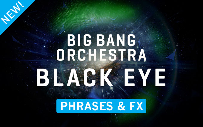 Big Bang Orchestra: Black Eye