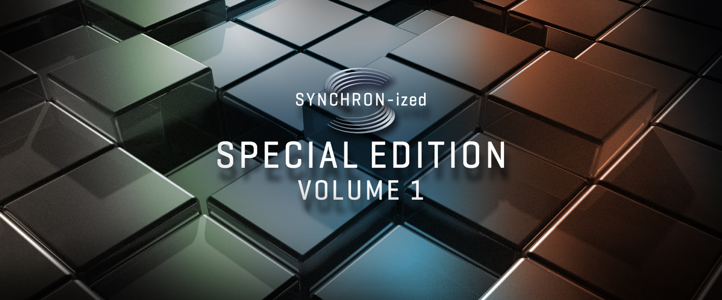 SYNCHRON-ized Special Edition Volume 1