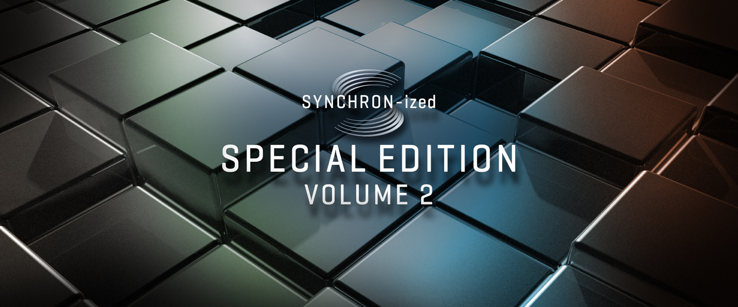 SYNCHRON-ized Special Edition Volume 2