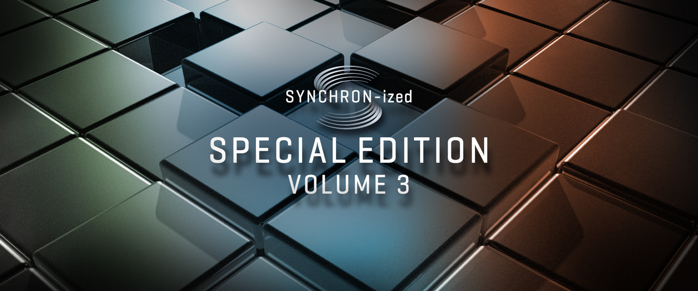 SYNCHRON-ized Special Edition Volume 3