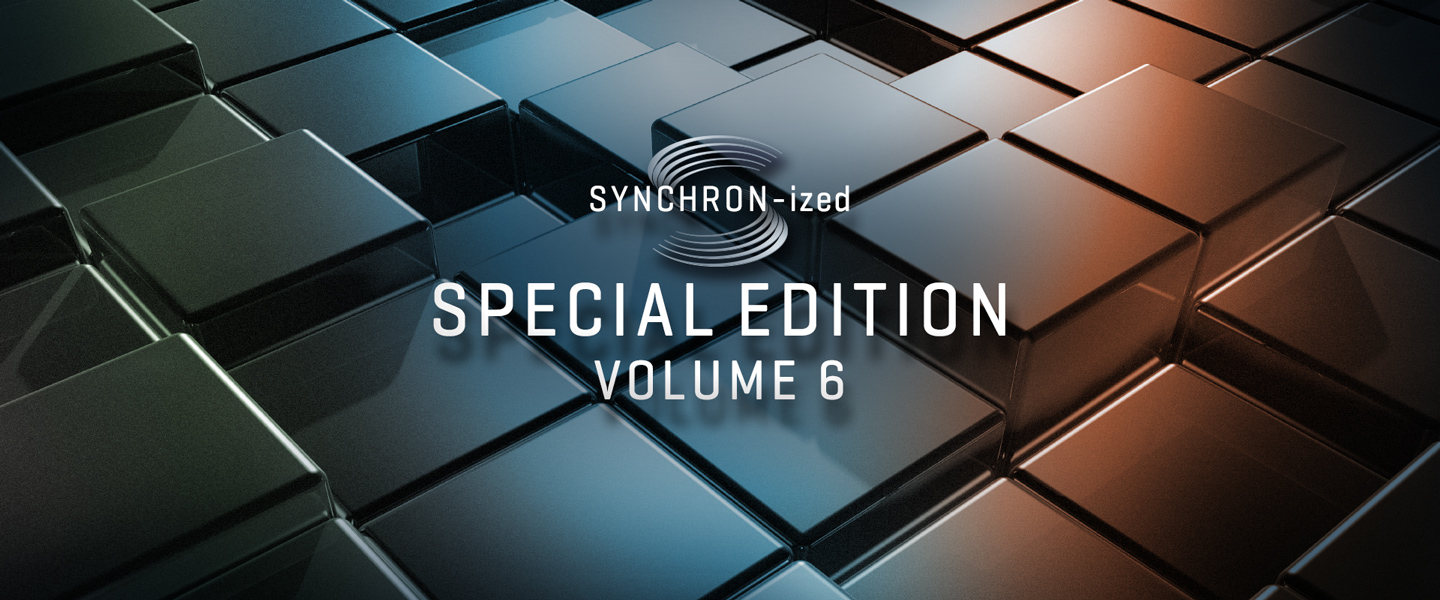 SYNCHRON-ized Special Edition Volume 6