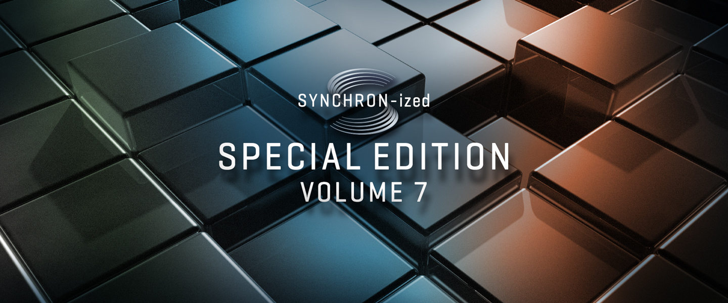 SYNCHRON-ized Special Edition Volume 7