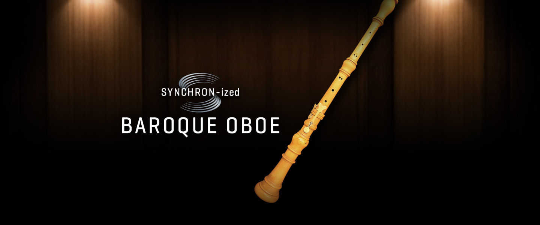 SYNCHRON-ized Baroque Oboe