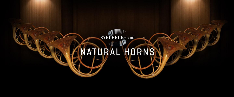 SYNCHRON-ized Natural Horns