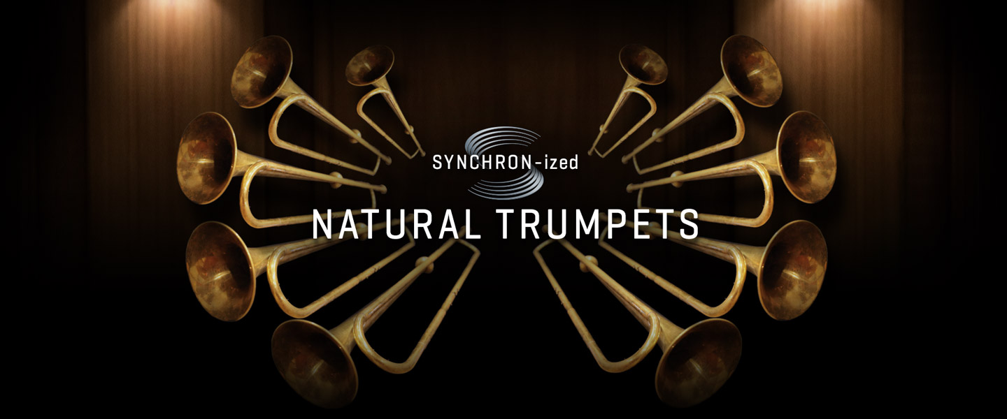 SYNCHRON-ized Natural Trumpets
