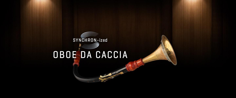 SYNCHRON-ized Oboe Da Caccia