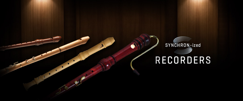SYNCHRON-ized Recorders