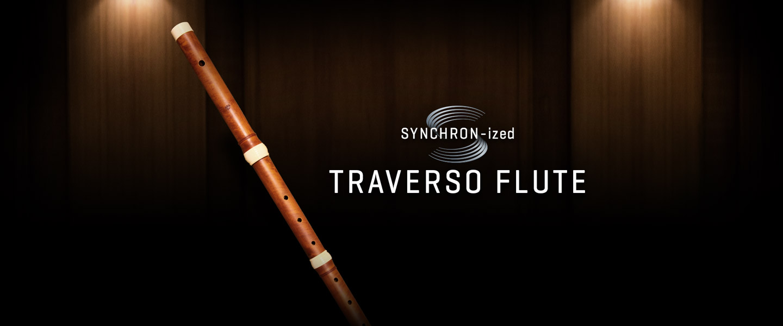 SYNCHRON-ized Traverso Flute