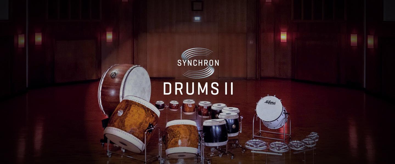 EmbNav_Synchron_Drums_II