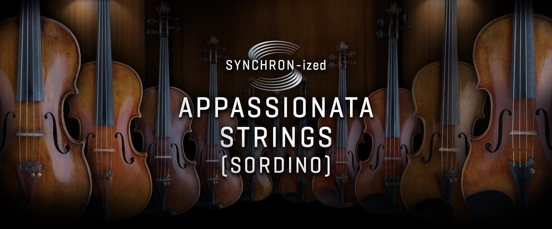 SYNCHRON-ized Appassionata Strings Sordino