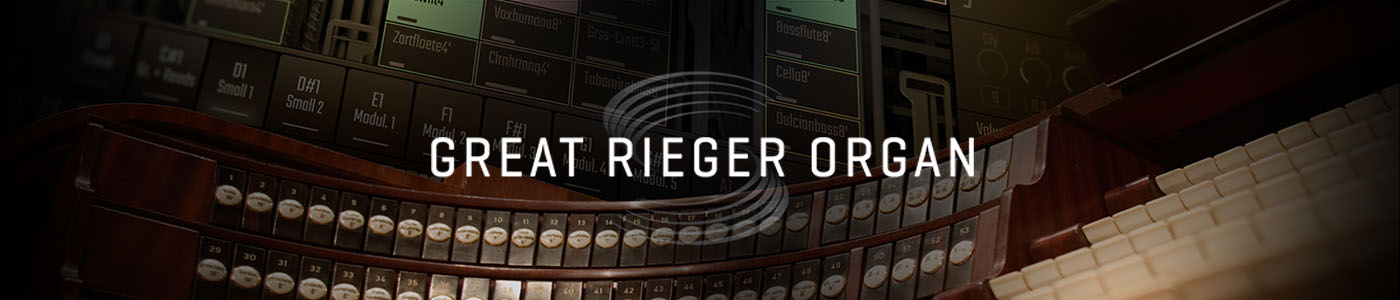 Great Rieger Organ