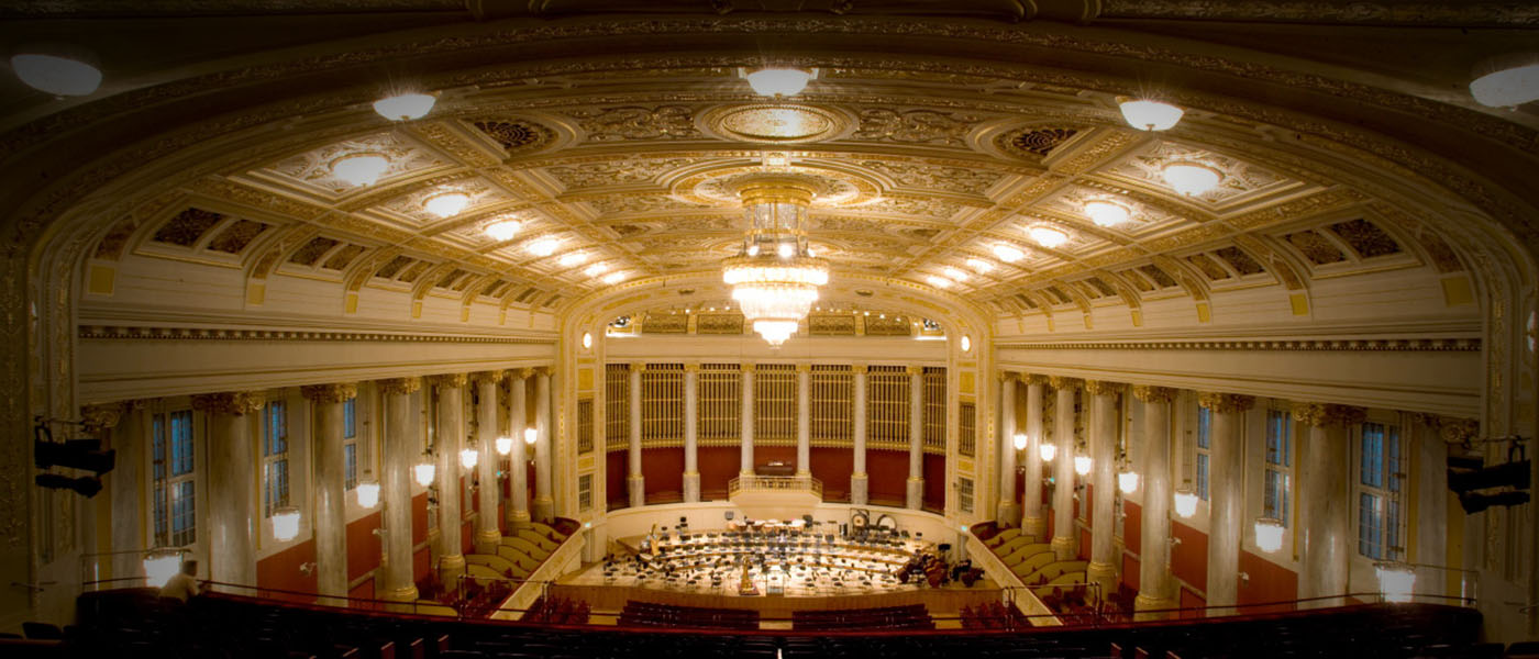 Great Rieger Organ - Vienna Konzerthaus