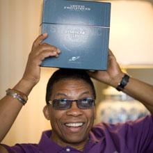 Herbie Hancock + Symphonic Cube