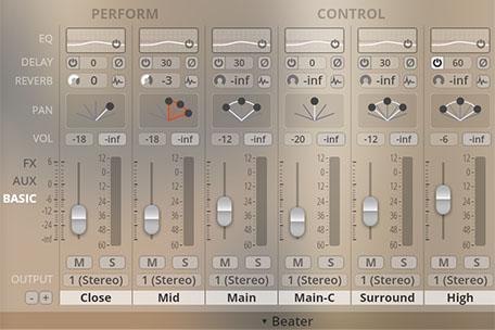 Synchron Percusion -  Tubular Bells Mixer