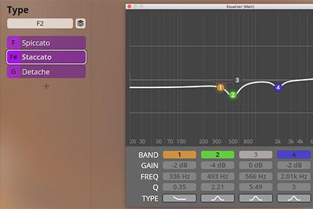 Synchron-ized Appassionata Strings EQ Powerpan