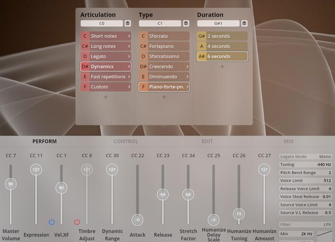 Traverso Flute GUI
