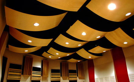 Silent Stage – Acoustic Ceiling Panels