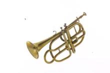 Stoelzel valve trumpet in F