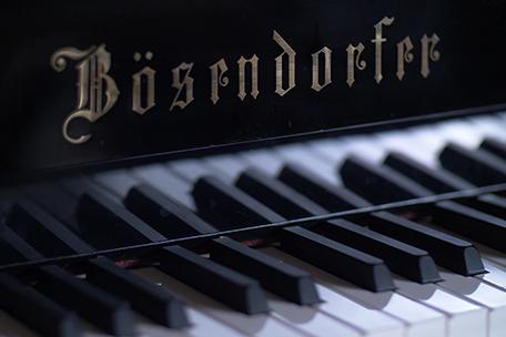 Bösendorfer Imperial Keys