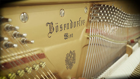 Bösendorfer Upright logo