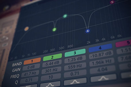 Synchron Player EQ