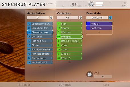 Synchron Player Resize Window