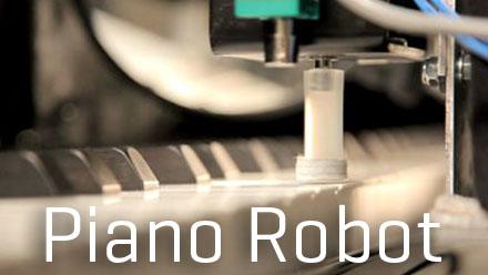 Piano Robot