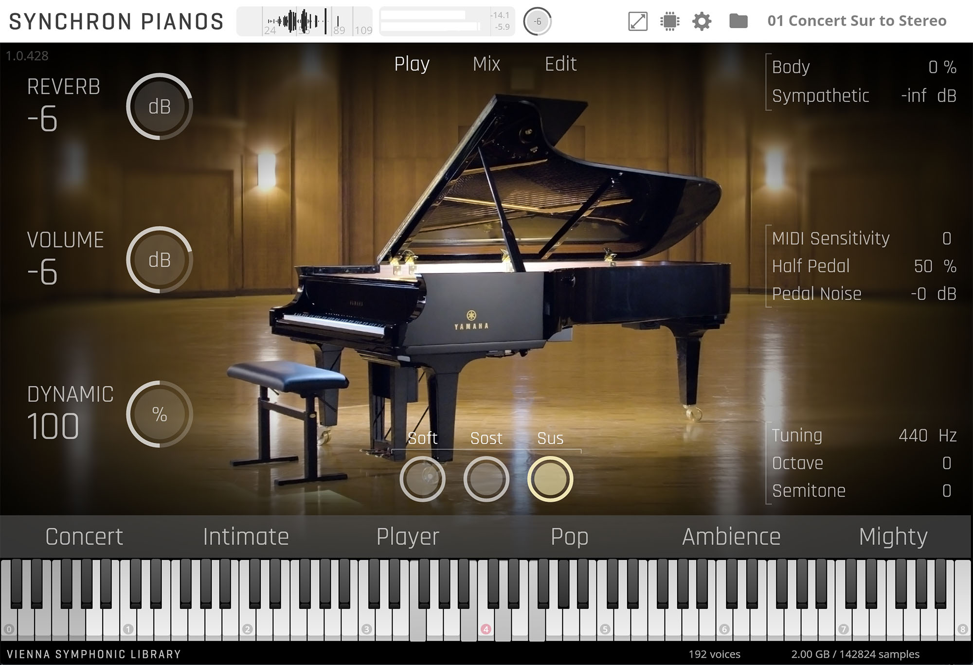 Dating Yamaha pianon