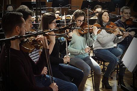 Synchron FX Strings I, Violins