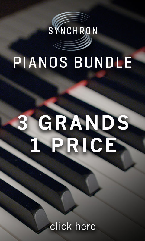 Synchron Pianos Bundle
