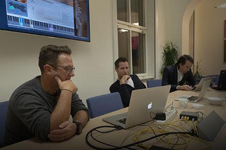 Software Development Meeting