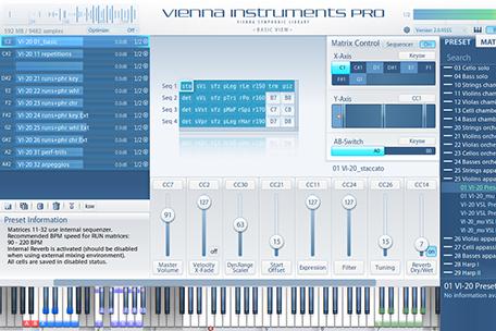 VI Pro – Basic View