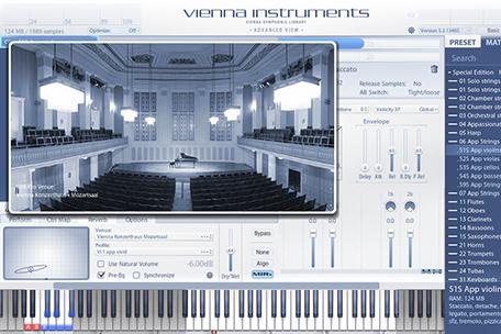 MIRx Konzerthaus / Mozartsaal