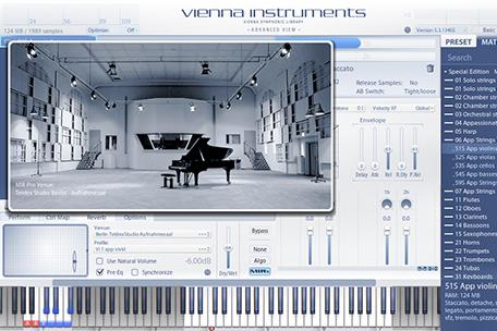 MIRx Teldex Recording Studio