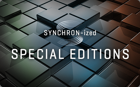 SYNCHRON-ized Special Editions