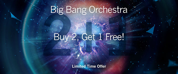 Big Bang Orchestra 2+1