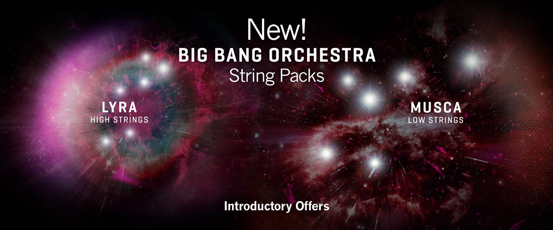 Big Bang Orchestra: Lyra & Musca