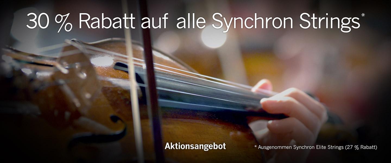 Synchron Strings Special - September 2021
