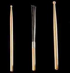 Small field drum sticks